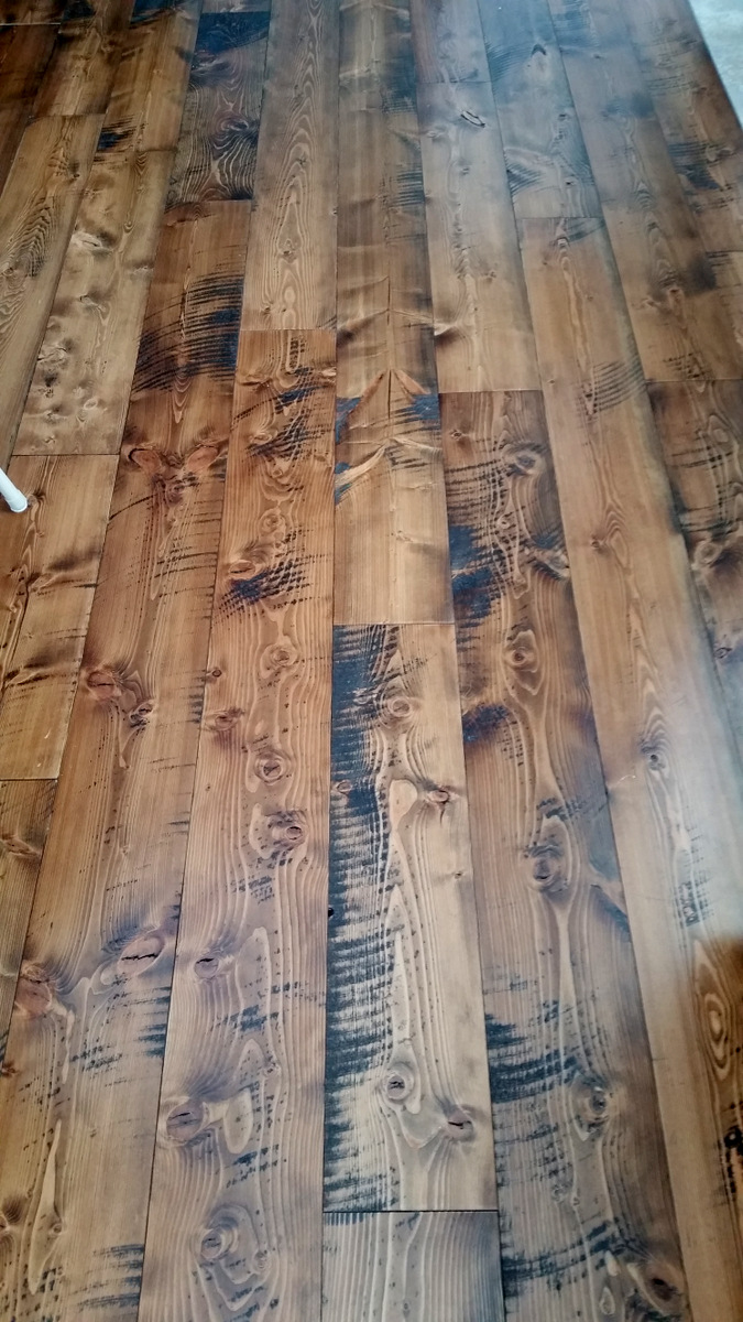 Hardwood flooring sustainable lumber company