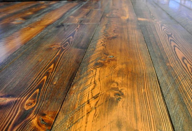 Circle Sawn Wood ~ Circle sawn douglas fir flooring sustainable lumber company