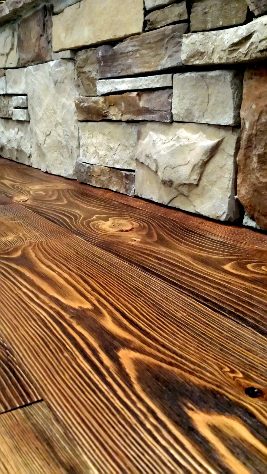 Douglas fir flooring sustainable lumber company