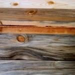 Beetle Kill pine custom doors
