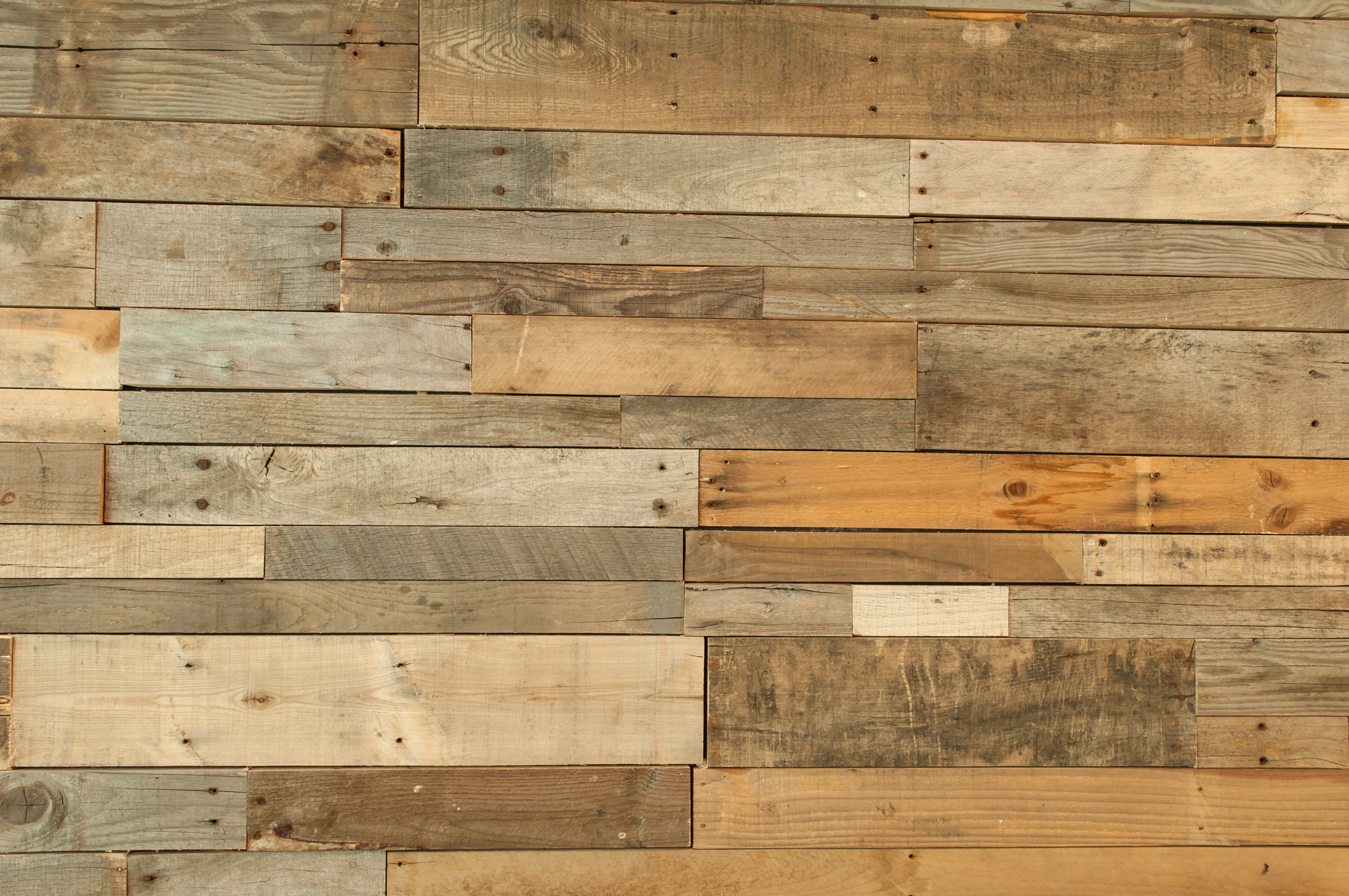 Reclaimed wood wall paneling Sustainable Lumber pany