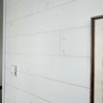 Whitewash shiplap