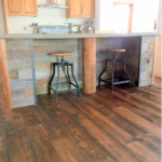 rough sawn wood flooring