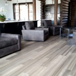Stonewash wood floors