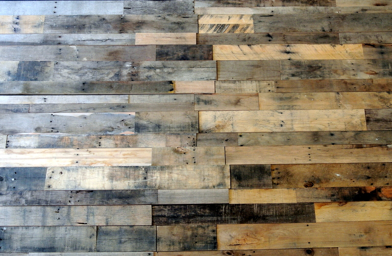 Recycled Wood Paneling Sustainable Lumber Company