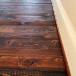 circle sawn hardwood flooring