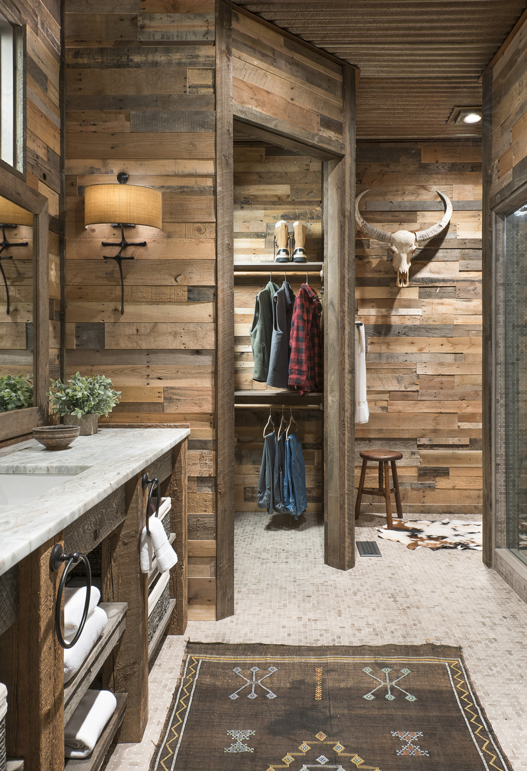 Easy Install Pre Fabricated Reclaimed Wood Wall Panels Sustainable Lumber Company